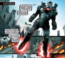 Civil War II War Machine