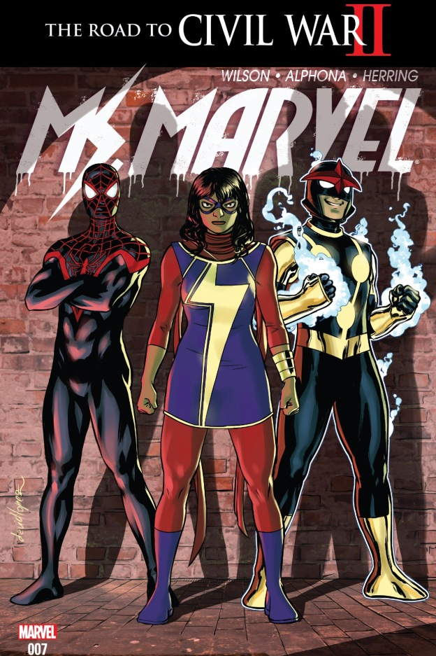 Ms. Marvel #7