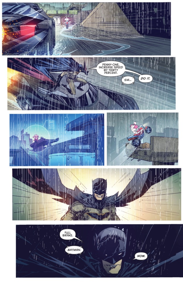 Batman vs. Crypsis