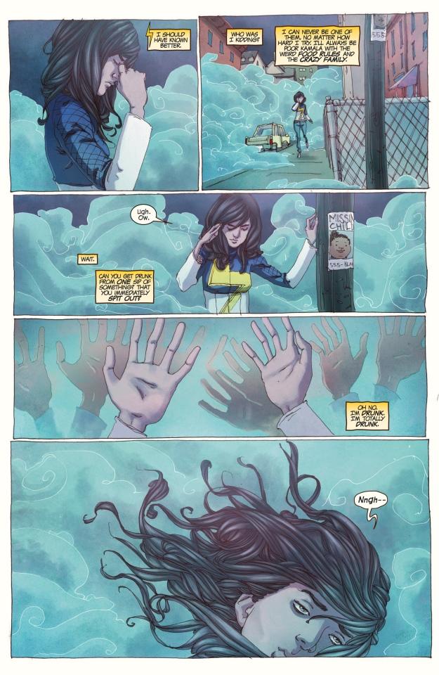 terrigen mists transform ms. marvel