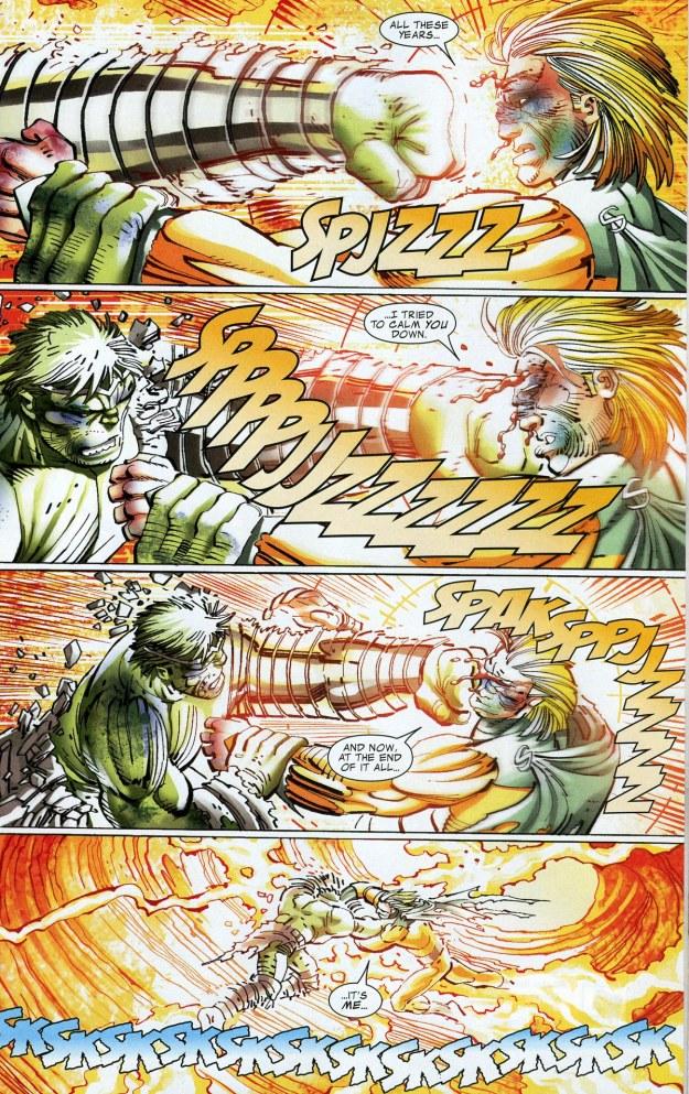 World War Hulk vs The Sentry (15)