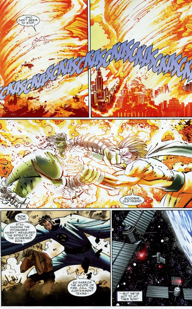 World War Hulk vs The Sentry (16)