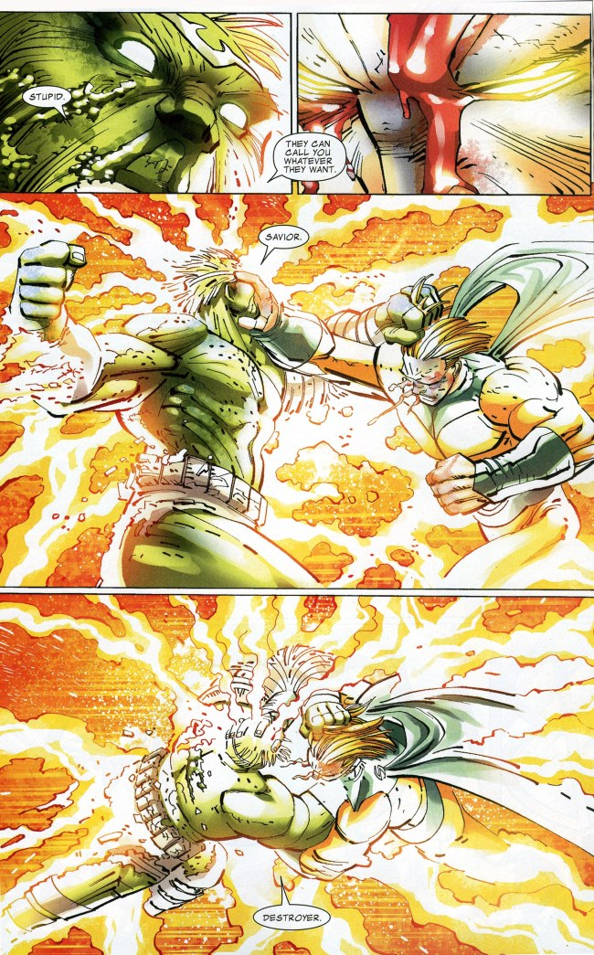 World War Hulk vs The Sentry (17)