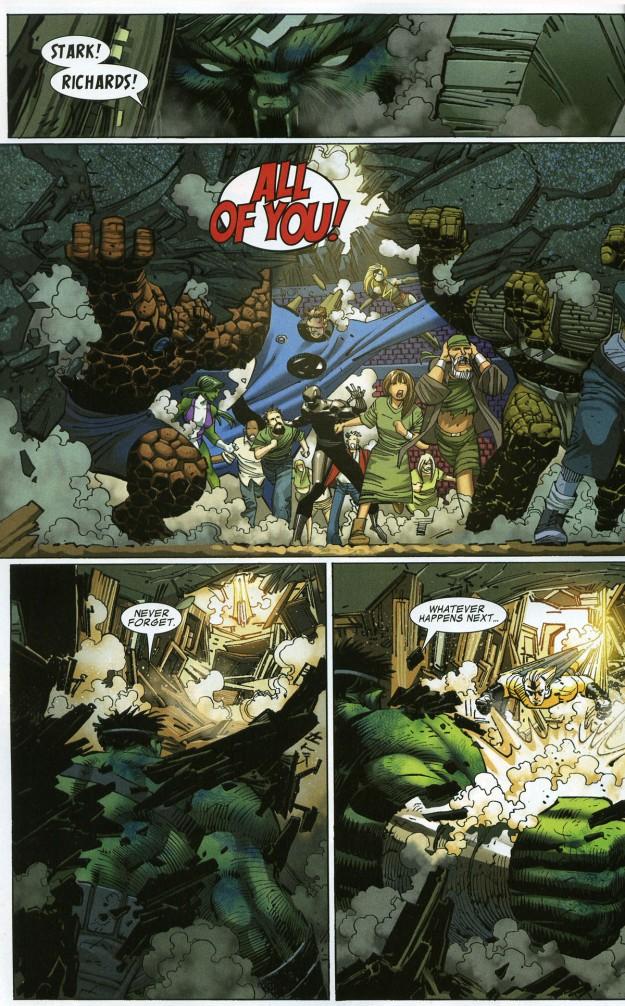 World War Hulk vs The Sentry (5)