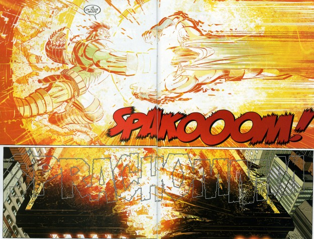 World War Hulk vs The Sentry (6)