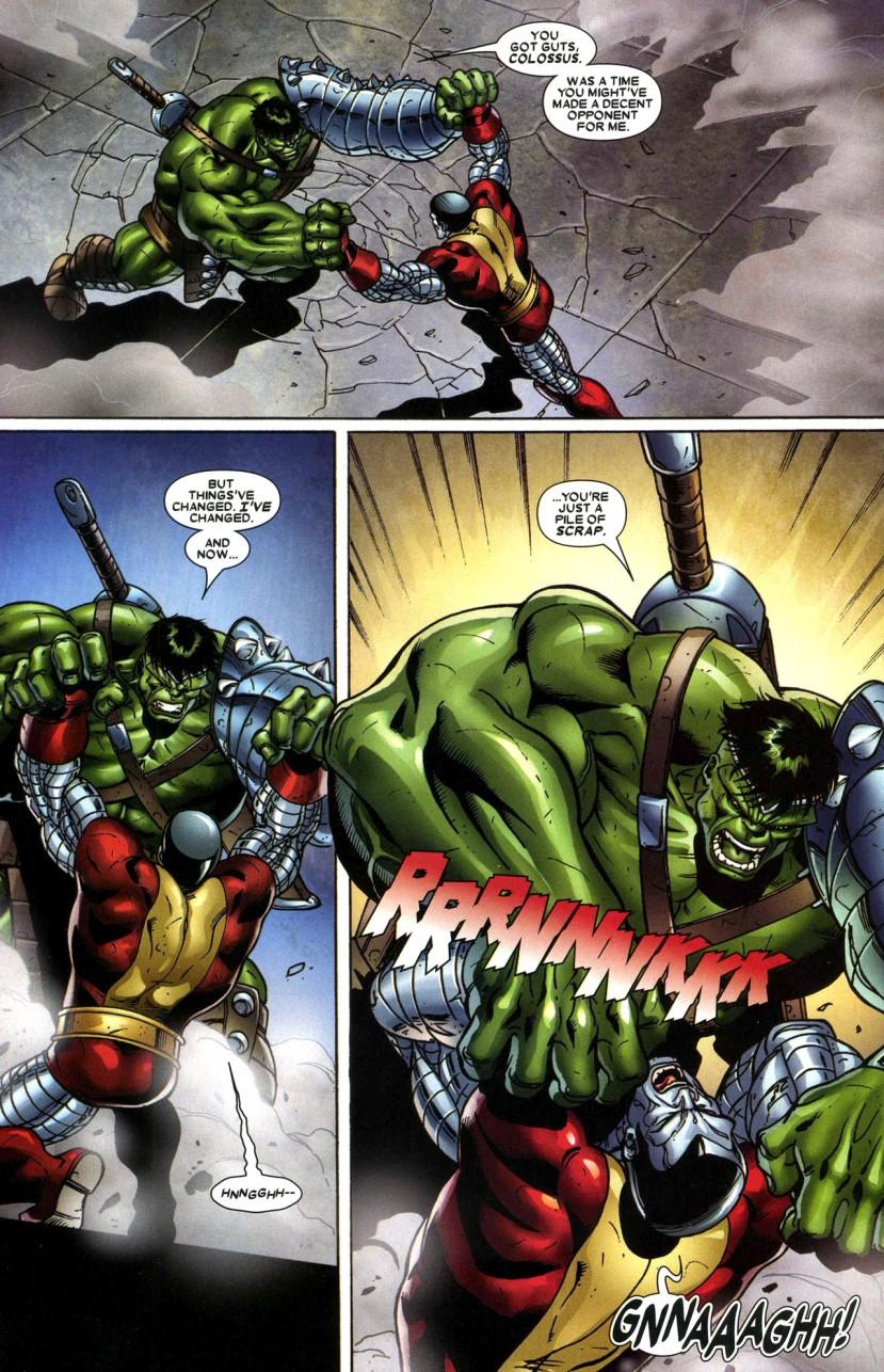 world war hulk x-men