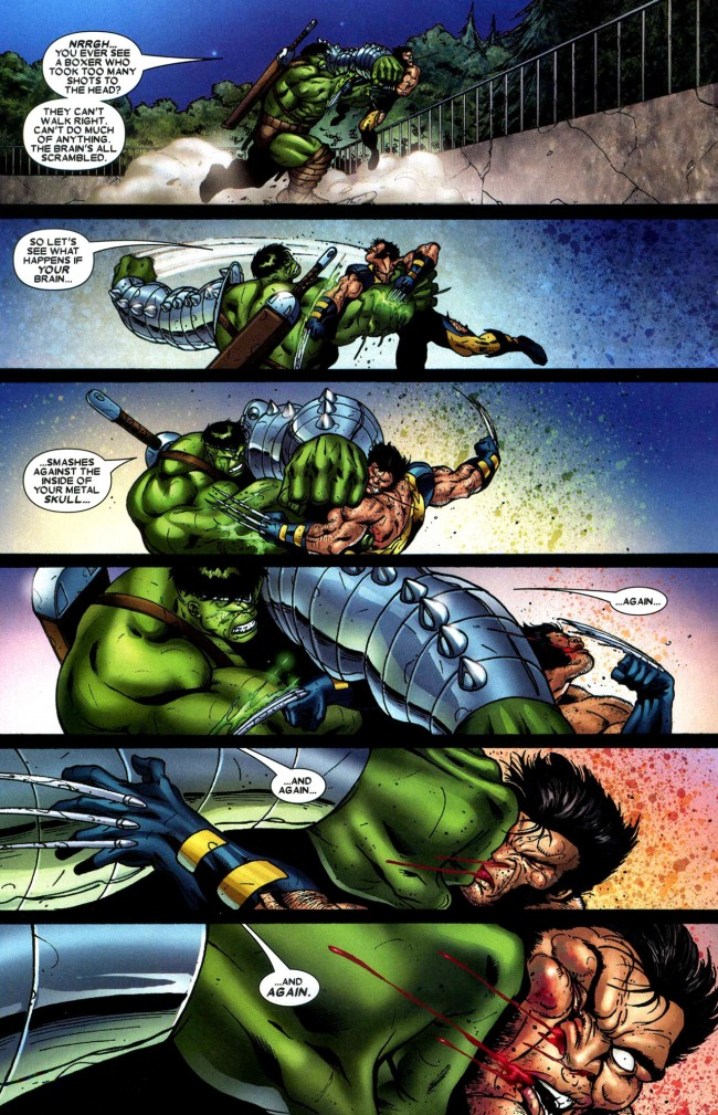 wolverine hulk world war hulk juggernaut