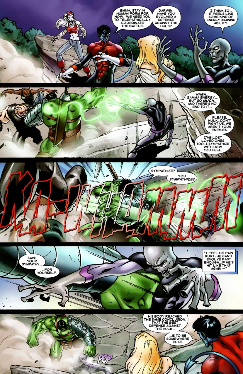 world war hulk x-factor