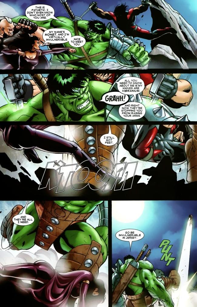 world war hulk x-factor