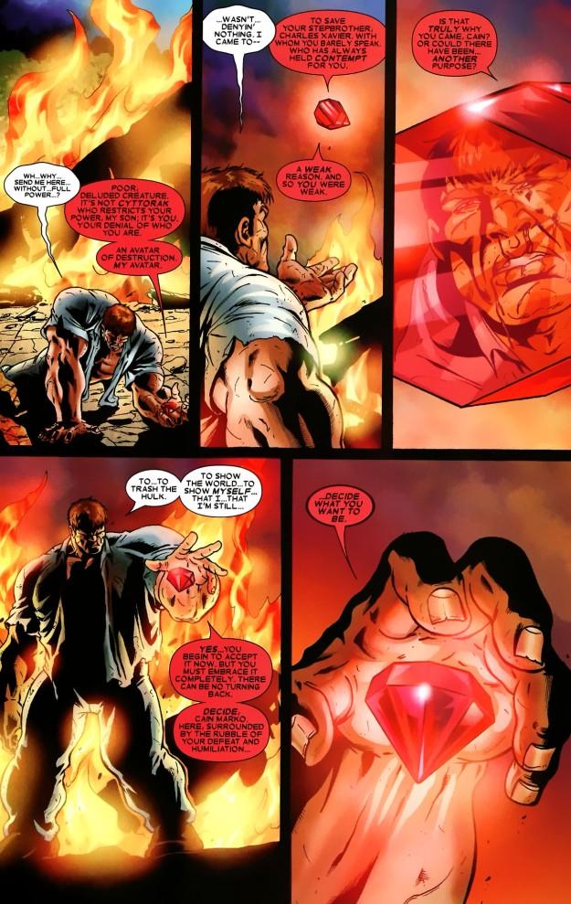 Hulk vs. Juggernaut World War Hulk