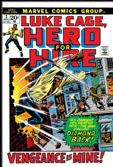 Luke Cage Hero for Hire 2