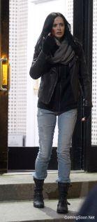 Celebrity Sightings in New York City - October 31, 2016