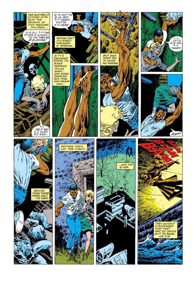 Cloak and Dagger Origin story