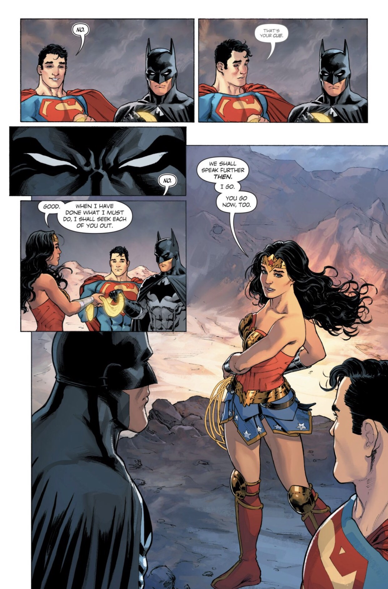 From Wonder Woman Annual 1 Rebirth 2017