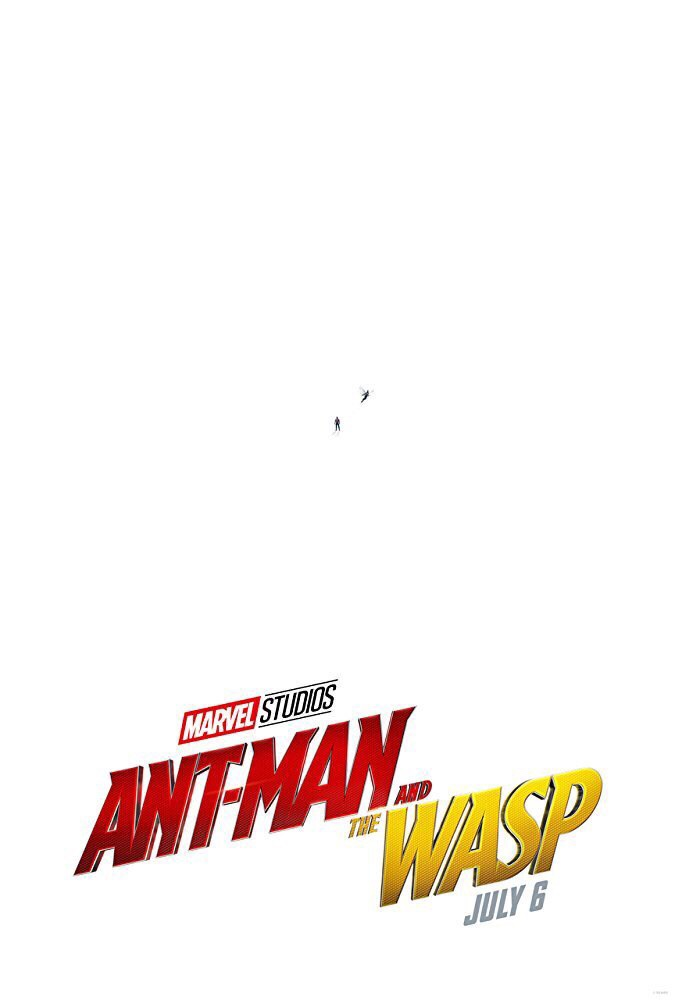 Ant Man and Wasp movie poster