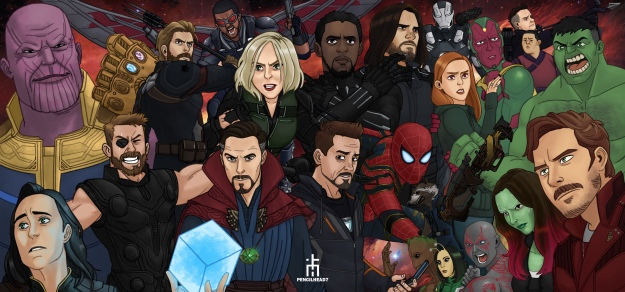 what order should you watch all the Marvel Cinematic Universe movies?