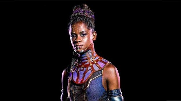 Black Panther Shuri Disney princess