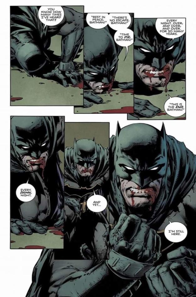 why batman is better than superman