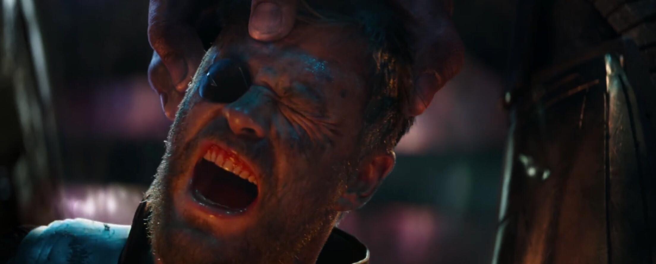 thor dies in avengers infinity war