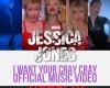 I want your cray cray jessica jones video